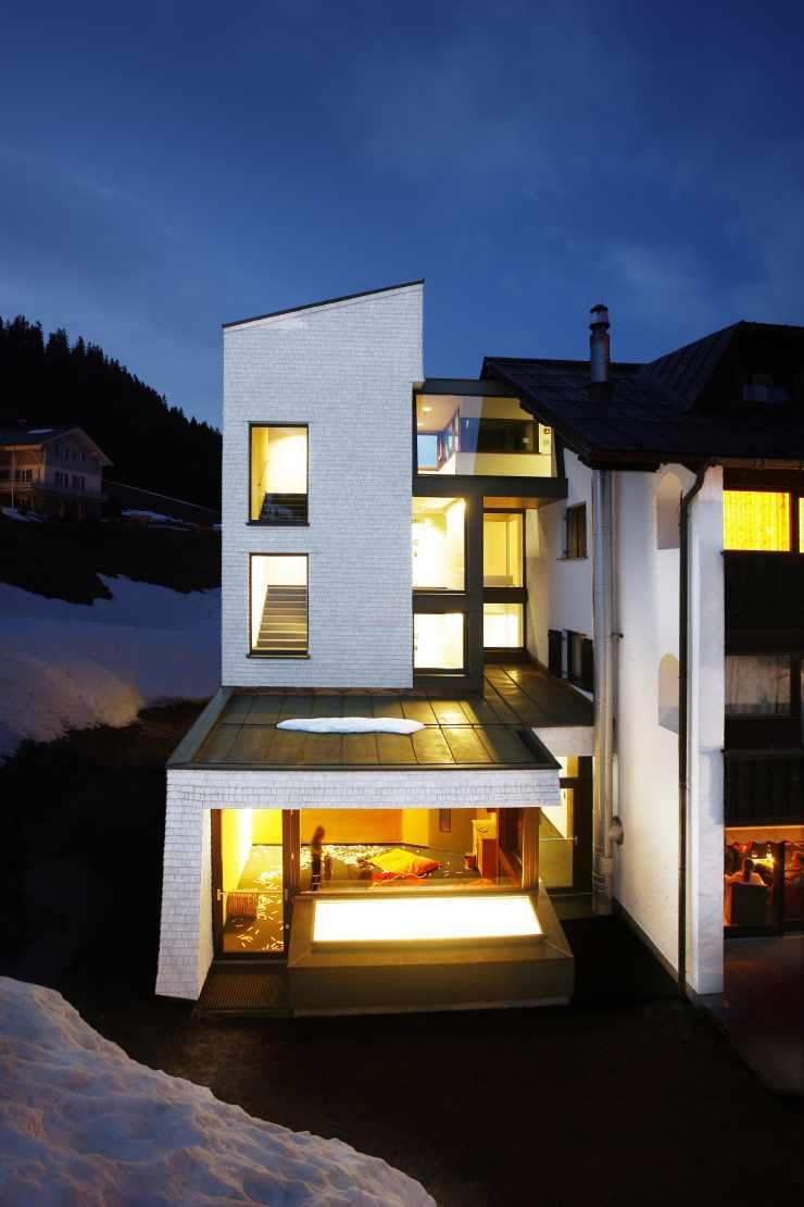Familienhotel Mateera, Gargellen, Montafon, Vorarlberg, Österreich