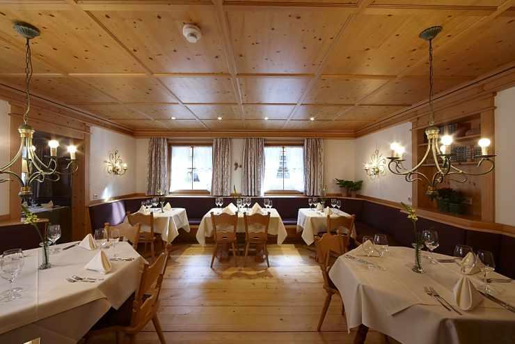 Regionale Küche, Familienhotel Mateera, Gargellen, Montafon, Vorarlberg, Österreich
