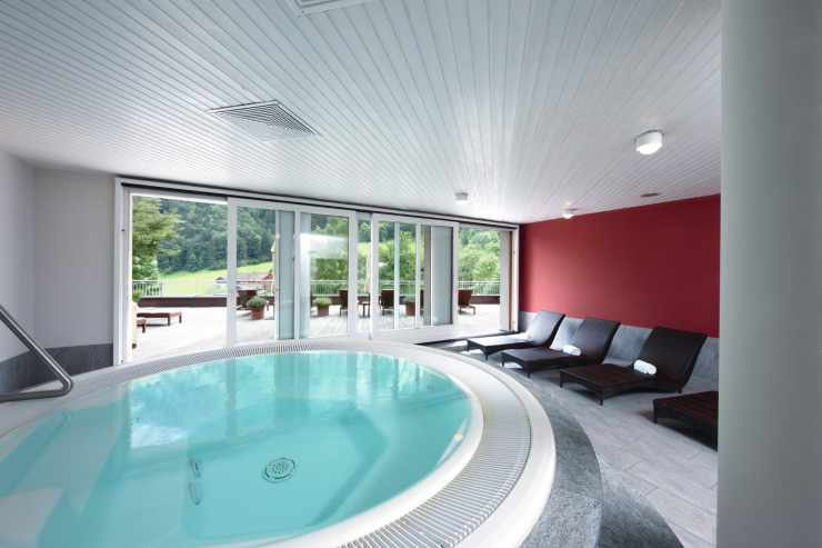 Wellnessurlaub im Hotel Scesaplana