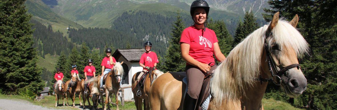 Reiten in Österreich, Reithotel in Vorarlberg