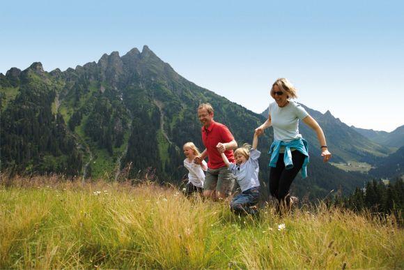 fam Hotels in Österreich, Familienglück im Urlaub