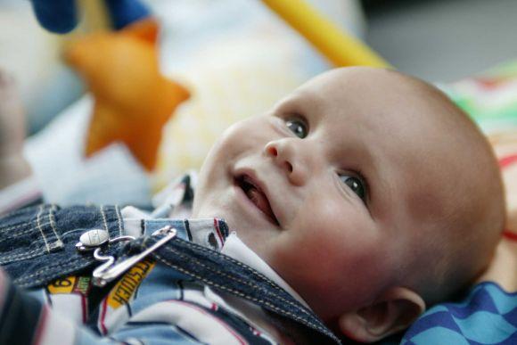 Urlaub mit Baby, Babylächeln Paket