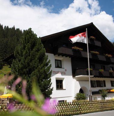 Familienhotel Mateera, Gargellen, Montafon, Vorarlberg