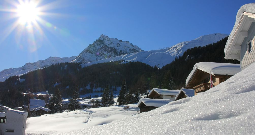 Winterurlaub in Gargellen, Webcam